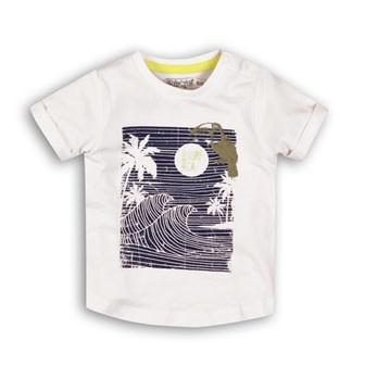 Dirkje Dirkje T-shirt black with white dots