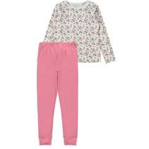 pyjama heather rose flower aop