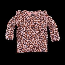 longsleeve Lola n19 soft pink/leopard/aop