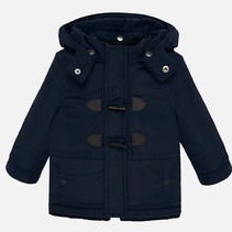 Winterjas nautical dark blue