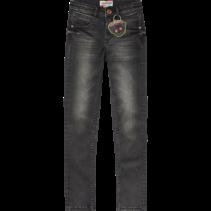 spijkerbroek Babelyn dark grey vintage