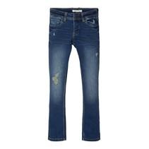 spijkerbroek Silas Togo dark blue denim