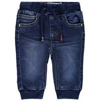 spijkerbroek Romeo Tolly dark blue denim