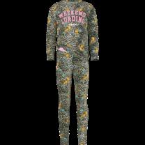 pyjama Wianna multicolor brown