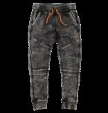 Z8 Z8 broek Dean black/lava