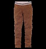 Z8 Z8 legging Anastacia cognac/leopard