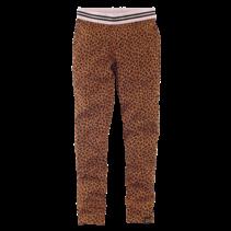 legging Anastacia cognac/leopard
