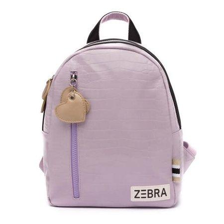 Zebra Trends Zebra trends rugzak (s) croco purple