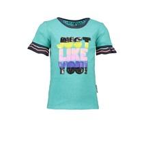 T-shirt glitter jersey ceramic