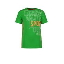 T-shirt sport green