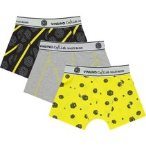 boxers 3-pack Daley yellow