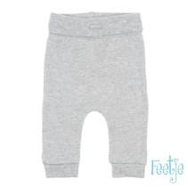 broek fancy knit grijs melange - Hello Sunshine