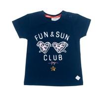 T-shirt fun & sun marine - Funbird