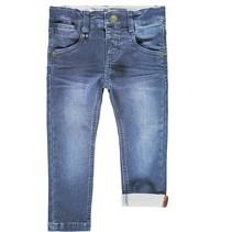 spijkerbroek Silas Tobo medium blue denim