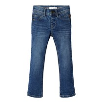 spijkerbroek Silas Cartus medium blue denim