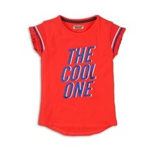 DJ Dutchjeans T-shirt bright red