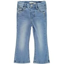 spijkerbroek Polly Batul light blue denim