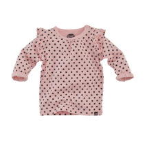 longsleeve Lisbon soft pink/ aop