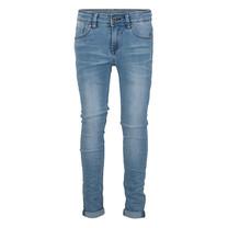 spijkerbroek blue andy flex skinny fit light denim