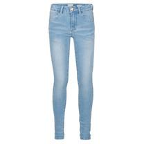 spijkerbroek blue jill flex skinny fit medium denim