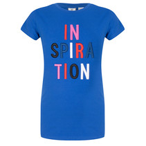 T-shirt inspiration royal blue