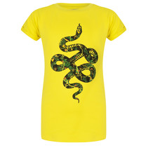 T-shirt seize sunny yellow