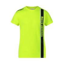 T-shirt yellow neon