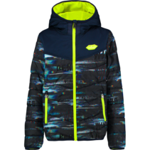 zomerjas Thorgal reversibel Neon Yellow