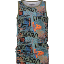 tanktop street light army green