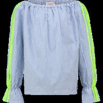 blouse Lirana denim blue