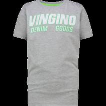T-shirt Hogo grey mele