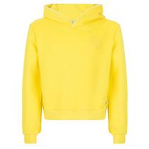 trui hooded sweat feel sunny yellow