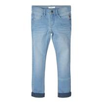 spijkerbroek Silas Cartus light blue denim
