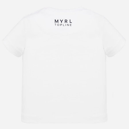 Mayoral Mayoral T-shirt top line white