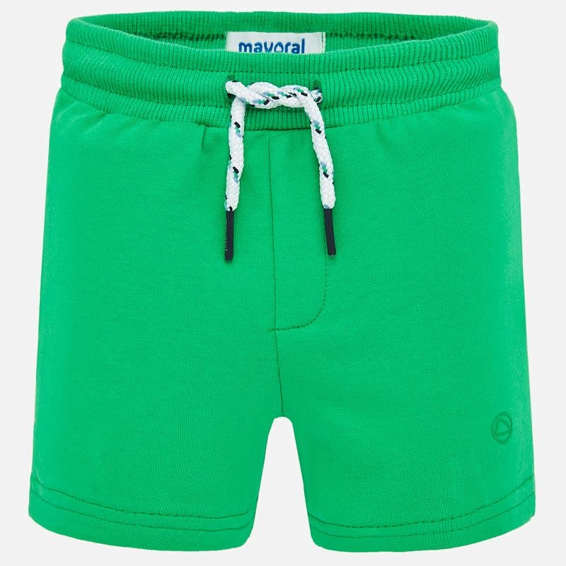 Mayoral Mayoral short basic fleece mint