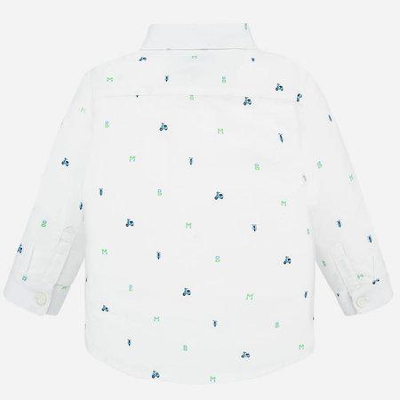 Mayoral Mayoral blouse white
