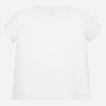 Mayoral Mayoral T-shirt white