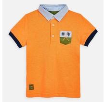 Mayoral polo orange