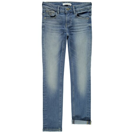 Name It Name It spijkerbroek Theo Tistic medium blue denim