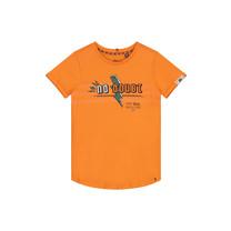 T-shirt Aiden manderin orange