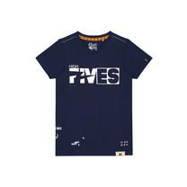 T-shirt Alec dark blue