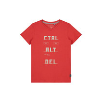 T-shirt Fedde red