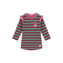 jurkje Basma multi color stripe