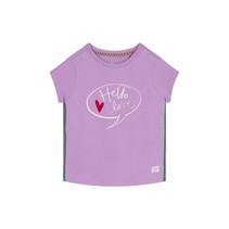 T-shirt Bella bright lilac