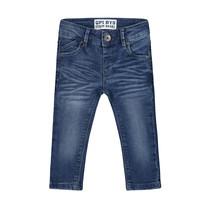 spijkerbroekje Bouwe blue denim