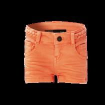 short Shamba orange tangerine