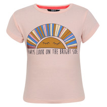 T-shirt always look on the bright side rse