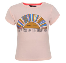 Beebielove T-shirt always look on the bright side rse
