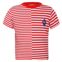 T-shirt stripe red