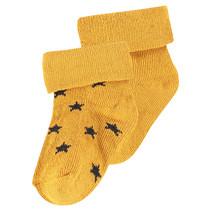 sokjes 2-pack Levi honey yellow